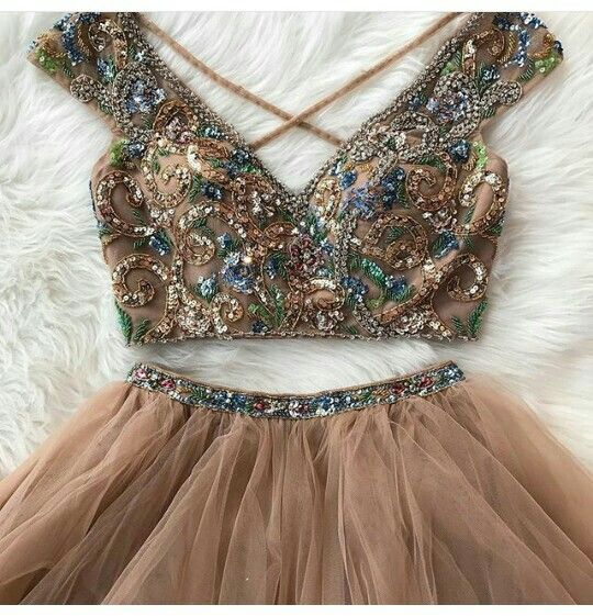 Sherry Hill's dress