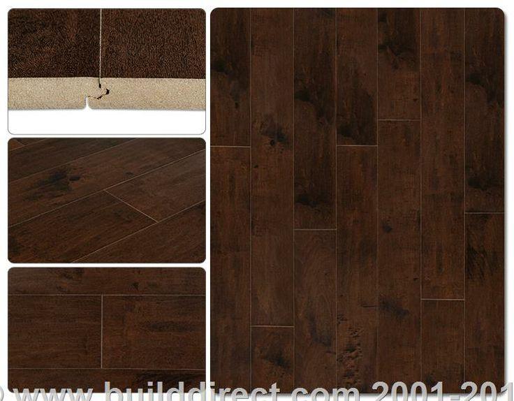 Laminate 12mm Pacific Rim Collection Flooring