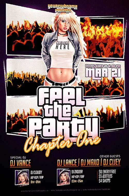 Free GTA Style Club Flyer PSD Template - http://freepsdflyer.com/free-gta-style-club-flyer-psd-template/ Enjoy downloading the Free GTA Style Club Flyer PSD Template created by Pawlowskiart!  #Dance, #Disco, #Dj, #Electro, #Event, #HipHop, #Music, #Nightclub, #Party, #Summer, #Sun, #WorldMusic