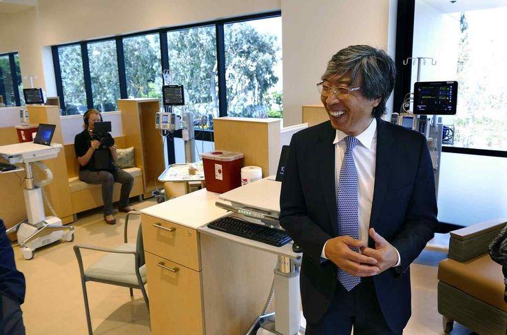 Billionaire Patrick Soon-Shiong opens 'next generation' cancer treatment institute in El Segundo