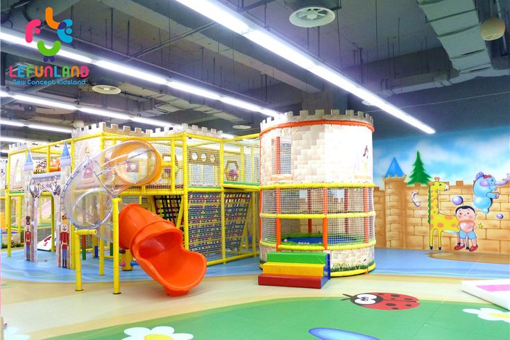 Lefunland ® Gallery picture and video for indoor play Centre - Shanghai Lefunland Children\'s Products Co.,Ltd