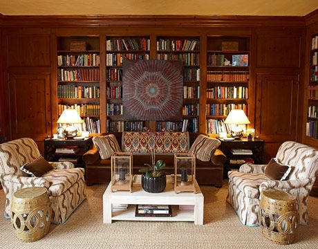 Design ideas...Modern Interiors Design, Bookshelves, Libraries Room, Home Libraries, Living Room, Bookcas, Libraries Design, Book Shelves, Study Room