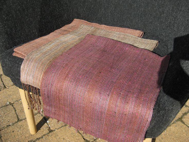 Tørklæder med silketrend