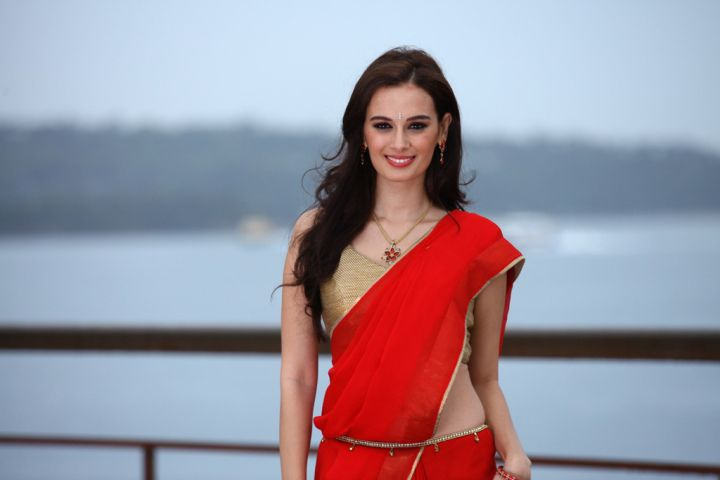 Evelyn Sharma, one of the hottest actresses from the B-town.
