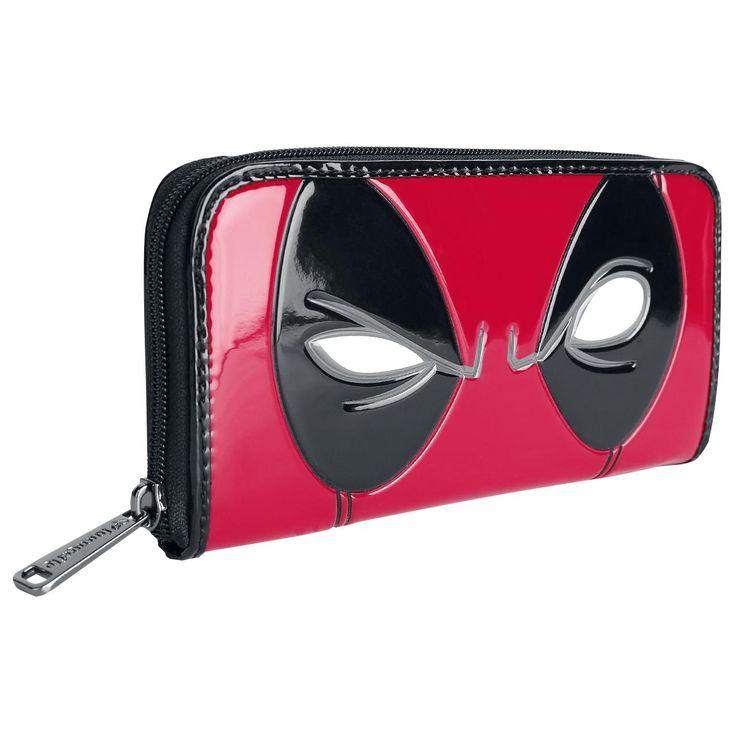 Deadpool Face - Geldbörse von Deadpool