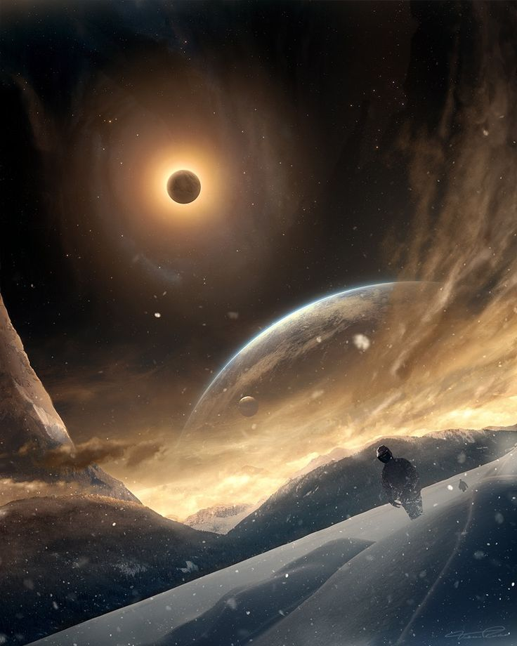 The Sci-Fi Art of Tobias Roetsch   Digital Artist Tobias Roetsch