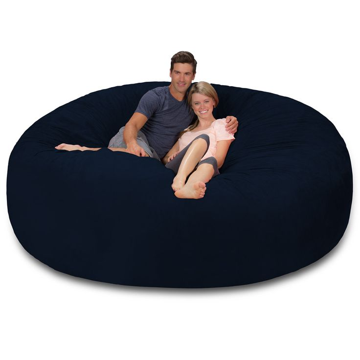 1000 ideas about giant bean bags on pinterest huge bean. Black Bedroom Furniture Sets. Home Design Ideas