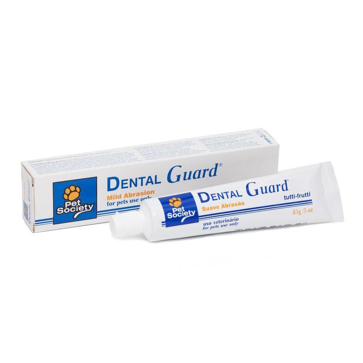 Dental Guard Pet Society Limpeza dos Dentes - 85g. #pastadedenteparaccachorro #pastadedenteparacachorro #dentalguard #petsociety #petmeupet #cachorro #gato