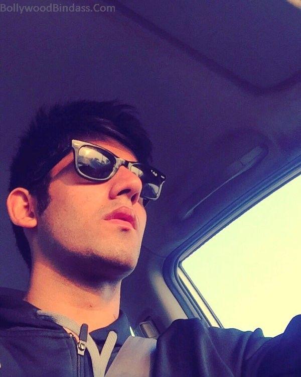 Varun Sood selfie