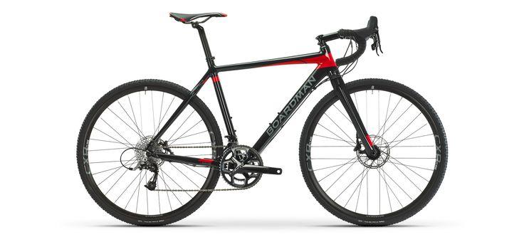CXR 9.0 | Cyclocross Bikes | Boardman Bikes