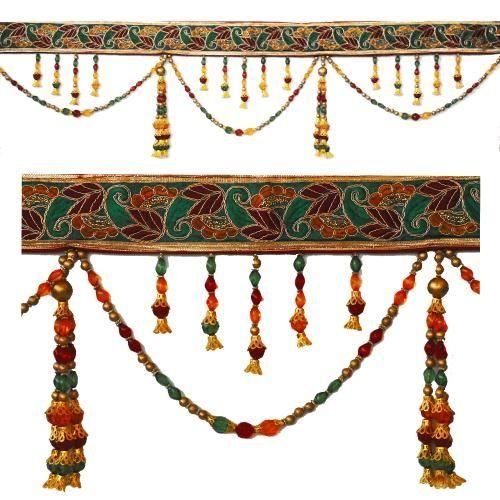 Elegance At Door Toran : Door Hangings / Bandhanwar,Indian Gifts Portal