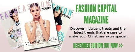 DECEMBER FASHION CAPITAL MAGAZINE IS OUT NOW!