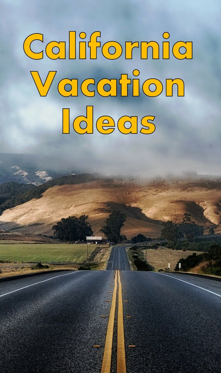 California with kids family vacation ideas and tips for for Vacation ideas in california