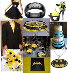 17 Best ideas about Batman Themed Weddings on Pinterest Batman