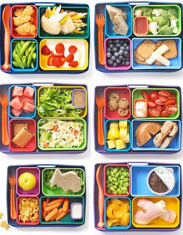 Pour les pressés, les working girls, les diet friendly ou les sportives, le déjeuner est souvent chronométré serré. Pour une pause équilibrée et rassasia...
