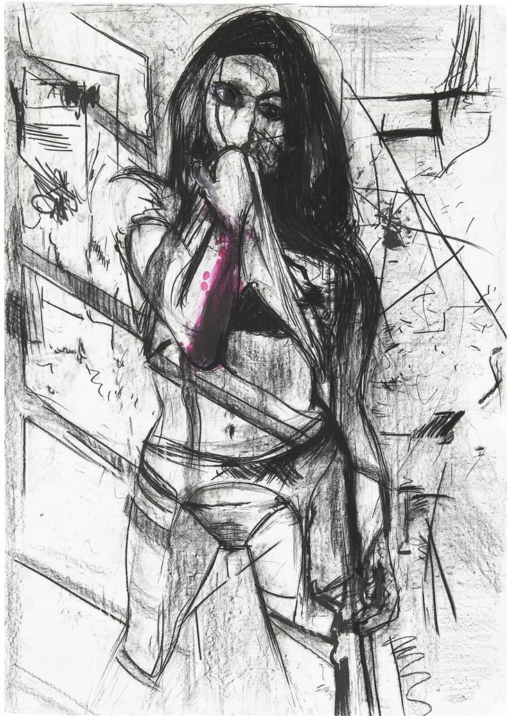 Courtesy Annet Gelink Gallery | Erik van Lieshout | Pinup, 2011|mixed media on…