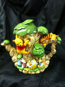 Cardew China Teapot Summer Pooh Edition FDY13475 | eBay