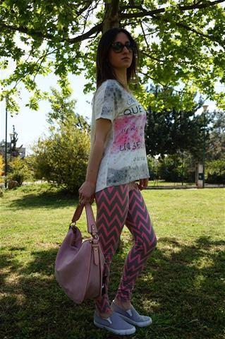 La Bella Donna - Κολάν Pink