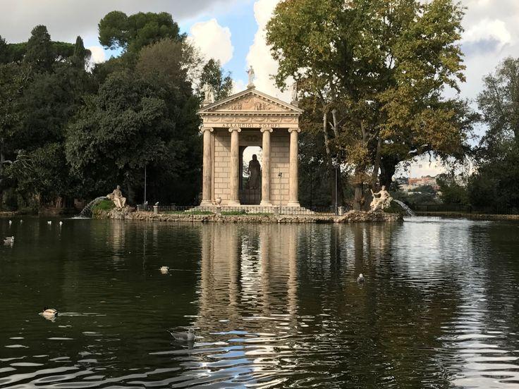 Roma, il verde, la cultura e la società: benvenuti a Villa Borghese
