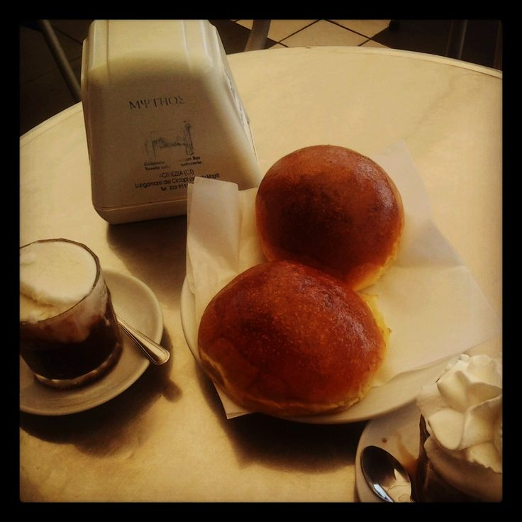 delicious breakfast in Acitrezza #hellosicilia