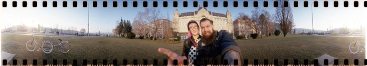 Lomography spinner 360 panorama