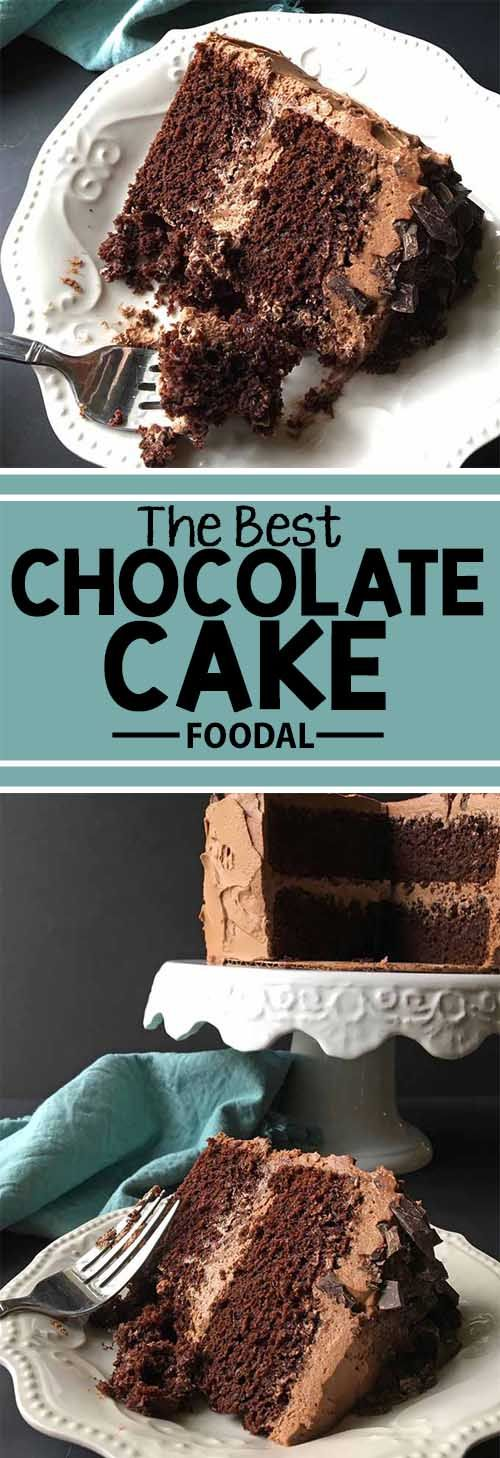 Looking for a delicious chocolate cake to make at home? Foodal's recipe for an incredibly moist, fluffy, and chocolate-packed dessert will satisfy your cravings. You will love every deliciously decadent bite of this intensely tasty treat. Loco for cocoa? Read more now on Foodal.