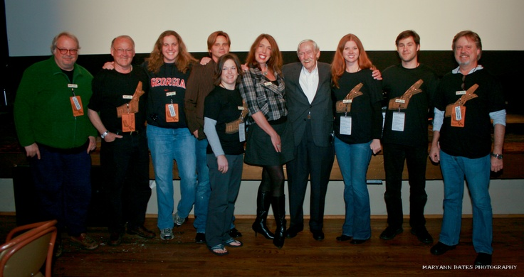 2008 Macon Film Festival board with Special Guest Ted Manson. http://www.imdb.com/name/nm0361381/