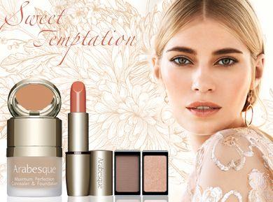 ARABESQUE trend-make-up autumn/winter  2016: Sweet Temptation