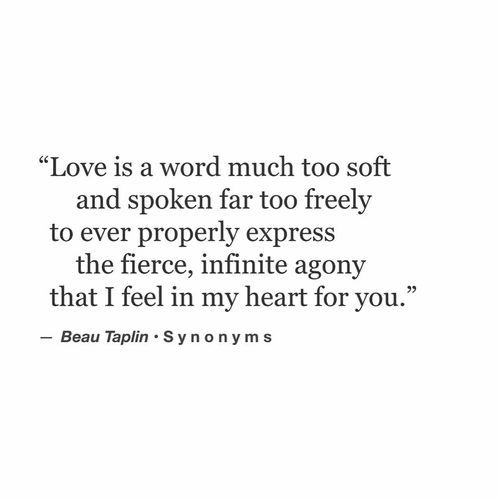 Beau Taplin | Synonyms