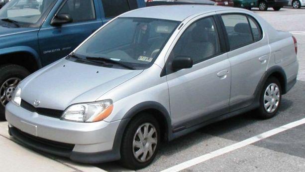 2000 Toyota Echo Sedan, 320000 original miles and counting........