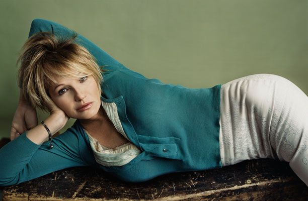 ellen barkin young | Brooklyn's Finest' Actress Ellen Barkin