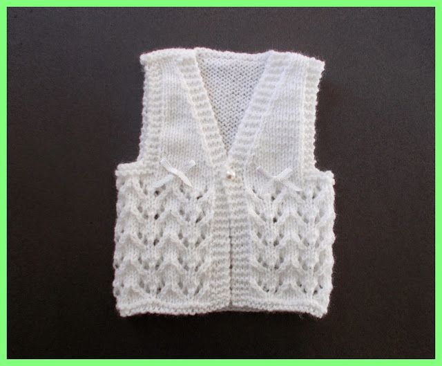 Little Bibi - Baby Gilet / Waistcoat