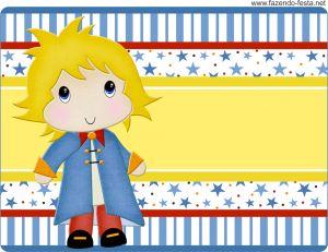 kit festa pequeno príncipe marmita pequena
