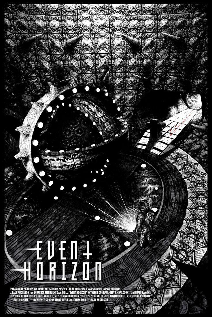 "Event Horizon - Nathan Chesshir - ""Liberate Tuteme Ex Inferis"" ----"