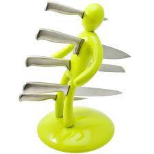 ceppo per coltelli