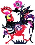 chinese zodiac, year of the rooster 1981--the year I was born!