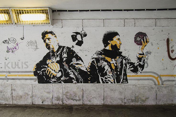 street art in Gdansk