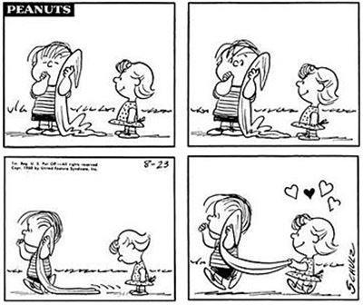 Sally e Linus