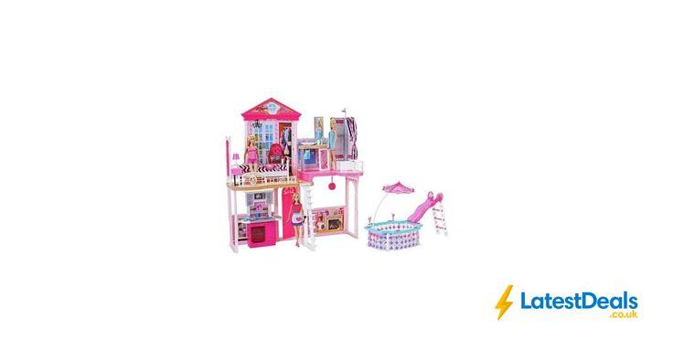 Complete Barbie Home Set *HALF PRICE* Free C+C, £59.99 at Argos