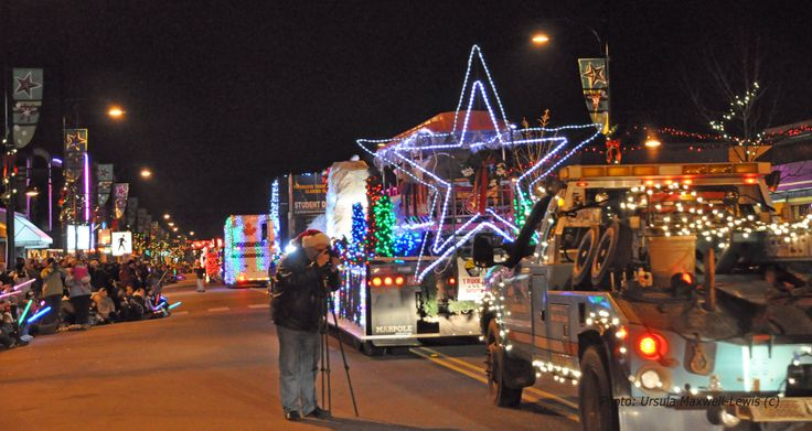 Cloverdale, BC: Big Rigs arrive to help the historic heart of the City of Surrey celebrate. Photo Ursula Maxwell-Lewis (c)