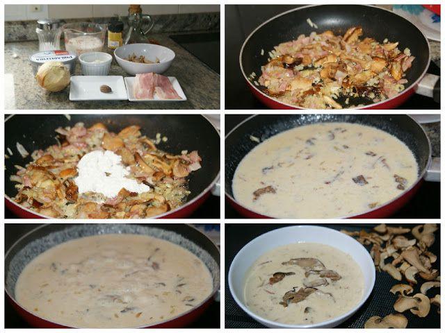 Cómo preparar una salsa de hongos con esta receta paso a paso y sorprende a tu familia.