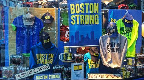 """""""Boston Strong"""" overboard? Slacktivism"""