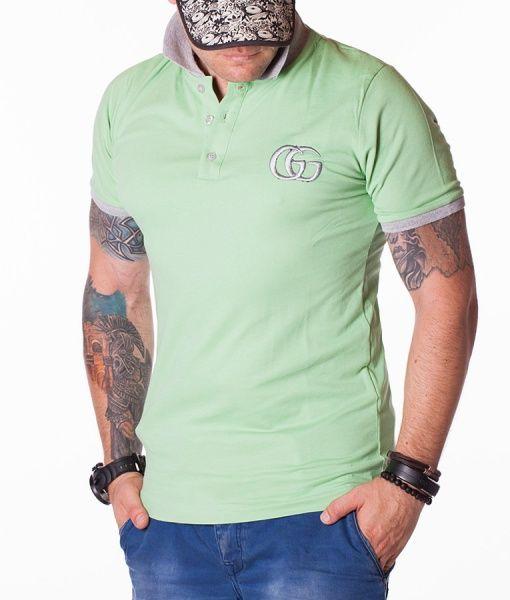 Gucci Tricouri Polo - GG Classic tricou polo verde