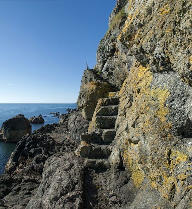 Wandelen boven de Noord-Ierse kust - Actieve reizen - Reizen - KnackWeekend.be