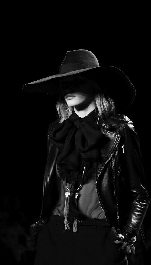 Hedi Slimane - Saint Laurent This jacket is calling to me