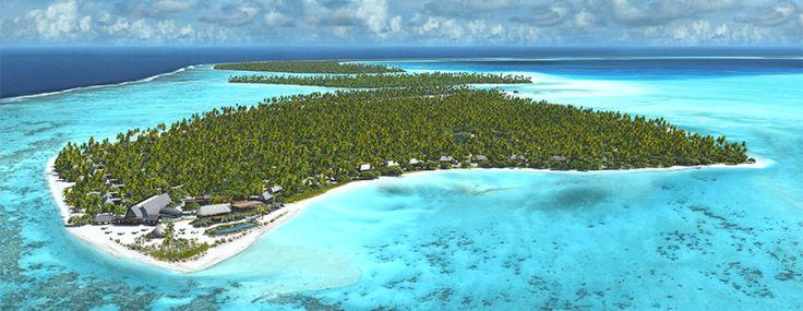 "Polinesia Tetiaroa ""The Brando"" Resort"
