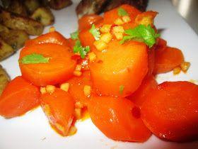 En verden af smag!: Gulerødder med Chili
