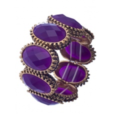 Antique Gold Stretch Bracelet w/Jewels - Purple $10.80: Awesome Jewelry, Stretch Bracelets, Cigars Boxes, Bracelets W Jewels, Boxes Handbags, Antique Gold, Antiques Gold, Gold Stretch, Pin Pals
