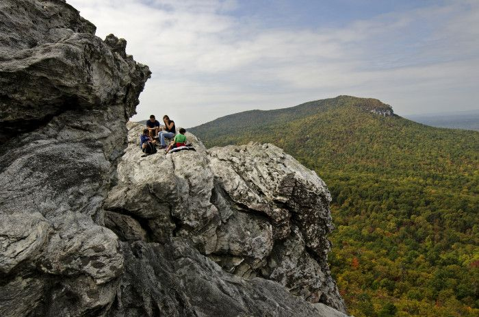 These 12 Trails In North Carolina Will Lead You To Unforgettable Places