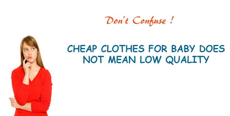 Make Your Dream Cheap Baby Clothes the First Choice | D Mistry | LinkedIn
